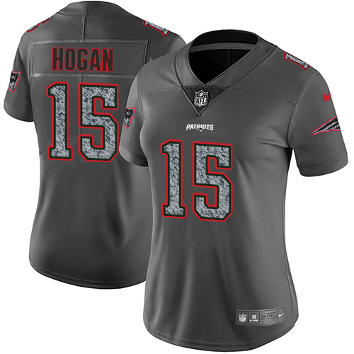 sale retailer 0ffe0 f994b Elite Nike Youth Chris Hogan Red Alternate Jersey - #15 NFL ...