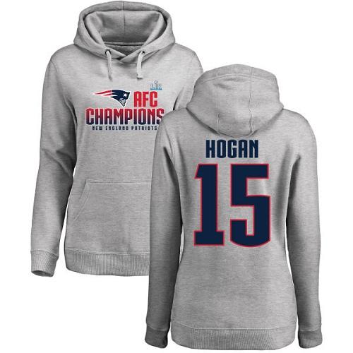 best cheap 0a934 59ed7 Elite Nike Women's Chris Hogan White Road Jersey - #15 NFL ...